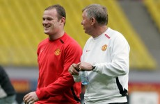 Football, eh? Bloody hell. Rooney signs new five-year deal