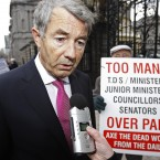 Longtime TD and former Fine Gael minister Michael Lowry continued his dominance in Tipperary North, winning 14014 first preferences - amount to 1.17 quotas (10th) in the tight three-seater.