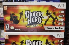 It's the final countdown for Guitar Hero