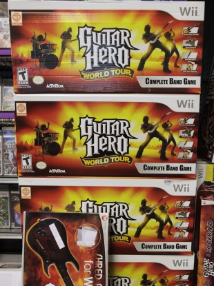 Guitar Hero no more - company pulls the plug on the game due to declining sales