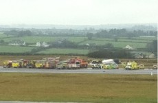 Fog so bad at Cork airport that plane crash could not be seen from terminal building