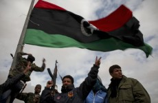 Libyan official lands in Cairo with Gaddafi message