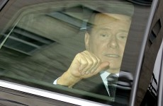Berlusconi appears in court for his corruption trial