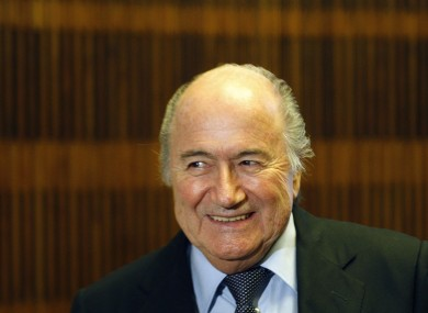 Sepp Blatter: FIFA asked the federations for their observations to help in its investigation