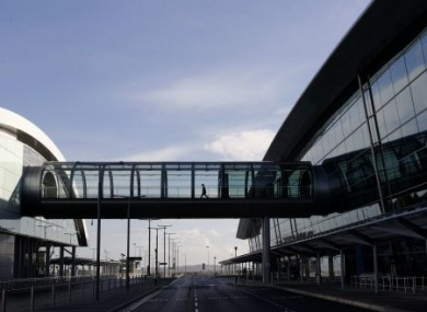 The new Terminal 2 building at Dublin Airport