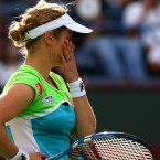 Kim Clijsters has form in this regard. The Belgian star previously missed tournament action because, like Lawrence, she tripped over her dog, Diesel. Unlike the Portsmouth winger, she was playing football at the time. 