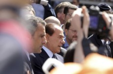 "Berlusconi dismisses tax fraud trial as a ""waste of time"""