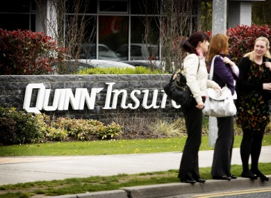 The 1,500 jobs at Quinn Insurance appear safe - to the apparent relief of the business's founder Sean Quinn.