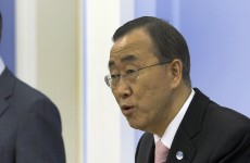 UN chief demands investigation into clampdown on Syrian protests