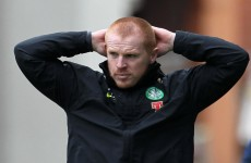NI parcel bomb linked to Neil Lennon campaign