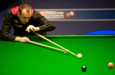 Williams and Trump book places in Crucible final four