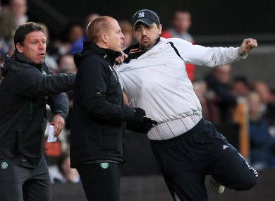 Neil Lennon story so far: how much more can he tolerate?