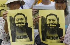 Chinese artist Ai Weiwei allowed brief family visit after 43 days in custody