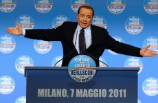 Berlusconi appears in court in Italy over bribery charges