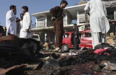 US authorities charge six people with aiding Pakistani Taliban