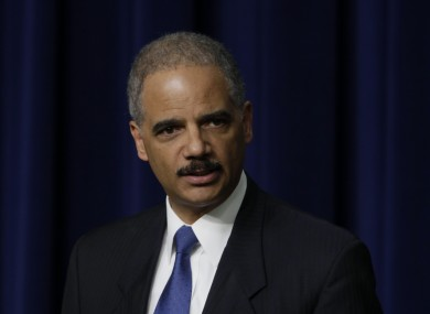 US attorney-general Eric Holder had been advocating an extension to the provisions of the PATRIOT Act.