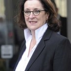 First-time senator Marie Louise O'Donnell