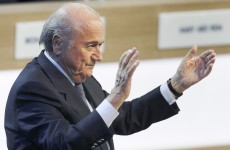 King Sepp prevails: Blatter re-elected for fourth term as FIFA President