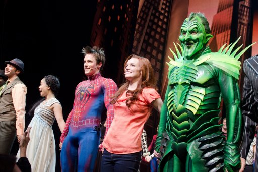 'Spider-Man Turn Off The Dark' Broadway Opening Night - New York