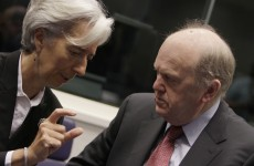 Caption competition: What's so small, Madame Lagarde?