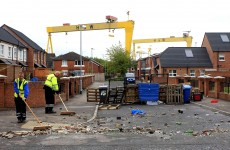 UVF blamed for Belfast violence as police fear further tensions