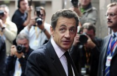 Video: Nicolas Sarkozy attacked while meeting the public