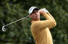 Three-way tie for Irish Open lead