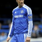 El  Nino's £50m move to Chelsea in January made him the most expensive player in British history, but also placed a huge weight of expectation on the young Spaniard's shoulders. Following an incredible scoring record at Liverpool, Torres has failed to settle at Stamford Bridge and looks perhaps a yard short of the pace that once terrified defences. He scored only once in 14 appearances since January. Still only 27 however, he may yet regain his form and justify his huge fee. (Rebecca Naden/PA Wire/Press Association Images)
