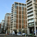 Penthouse at One Hyde Park, London - €160million. Has bulletproof windows, a panic room and SAS-trained security guards. (John Stillwell/PA Archive)