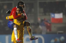 Juego Bonito: Chile show the way in Copa Group C