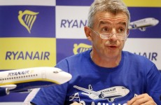 Ryanair's profits hold steady as revenue takes off