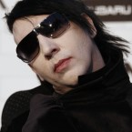 Marilyn Manson's own brand of Absinthe, called 'Mansinthe' won gold at San Francisco's 2008 World Spirits Competition. Pic: Matt Sayles/AP/Press Association Images
