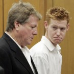 Son of actors Farrah Fawcett and Ryan O'Neal, Redmond (26) was in jail when his Mother died of cancer. Father and son were arrested in 2008, after authorities found methamphetamine at their Malibu home during a probation check on Redmond. The elder O'Neal was ordered to participate in a drug awareness program, with Redmond to receive drug rehabilitation on an outpatient basis.