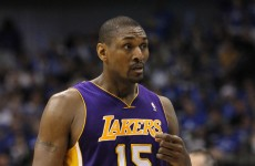 Ron Artest's move to the Cheshire Jets somehow gets weirder