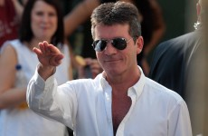 Simon Cowell doesn't want to go away, ever