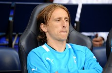 Luka Modric goes on strike – reports
