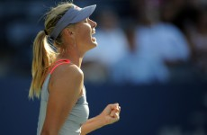 Sharapova, Venus win; Kvitova loses at US Open
