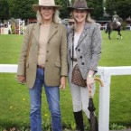 Maria Steinberg and Gina Johnson (Sasko Lazarov/Photocall Ireland)