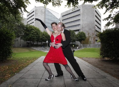 Last Tango in Dublin? Of course not. The International Tango Festival has been launched as part of Dublin's Latin America Festival which starts tomorrow.