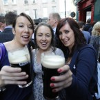Pictured are (LtoR) Claire Walsh, Orlaith Fitzgerald and Holly O'Leary