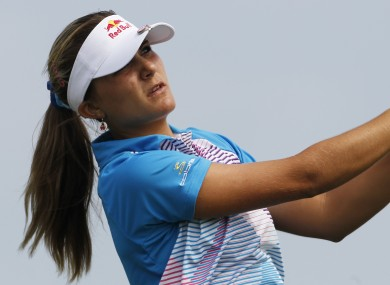 Lexi Thompson nearly won the same event as a 14-year-old.