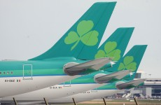 Aer Lingus reports surge in passenger numbers