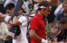 Yes, please: Federer and Djokovic set up semi-final showdown