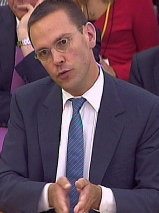 One more time: James Murdoch will appear before MPs again