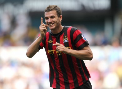 Dzeko represents good value at 8.8m.