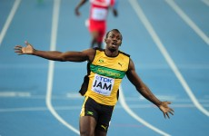 Watch: Jamaica's incredible run in the 4x100m