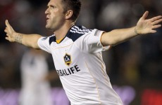 In video: Robbie Keane scores for LA Galaxy again