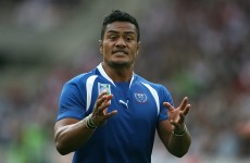 Tweet twit: Samoan centre escapes IRB punishment