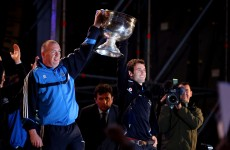 Gallery: Dublin welcomes its All-Ireland champions home