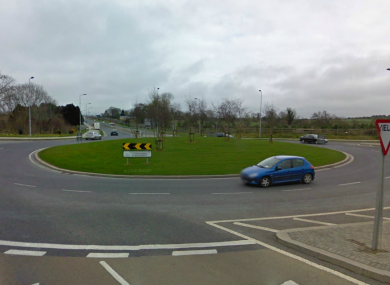 The Cousebridge roundabout on the Outer Ring Road in Waterford.